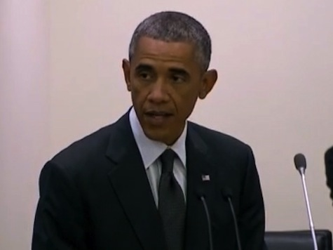 Obama: If World Doesn't Move Faster Could Be 1 Million Ebola Deaths
