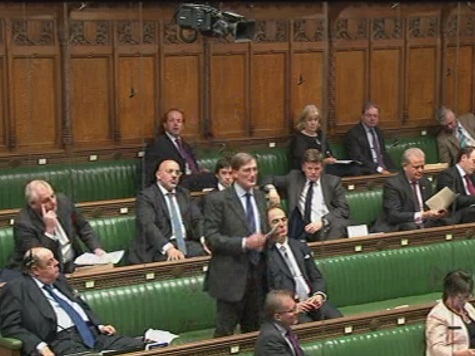 Watch: Live Stream of House of Commons War Debate