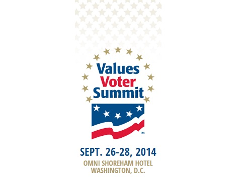 Watch: Live Stream Day One of Values Voter Summit