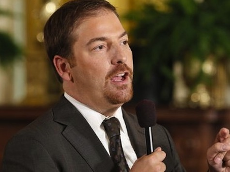 Chuck Todd: Obama Is Afraid to Lead