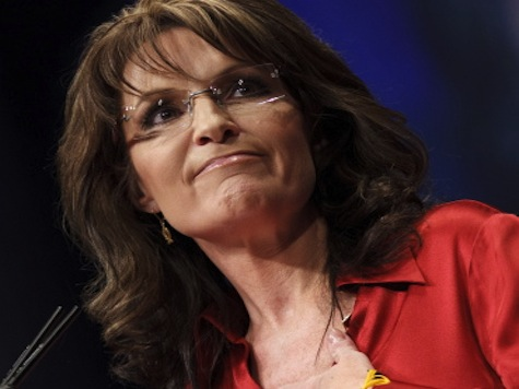 Palin: Media's Favorite President Just Can't Stop Telling Lies