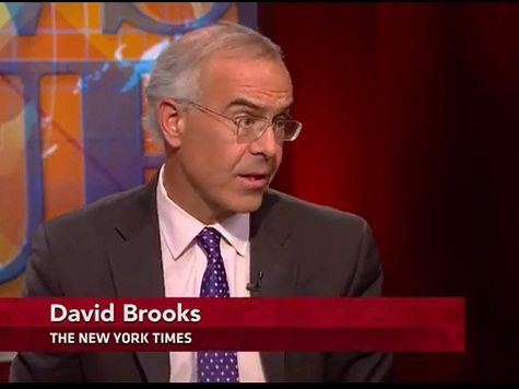 David Brooks: Eric Holder – 'Quite Strong on Civil Rights and Not So Strong on Civil Liberties'