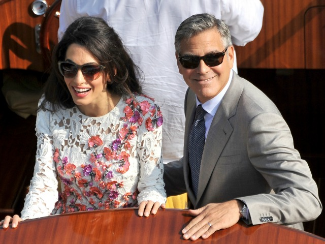 George Clooney Ties the Knot to Amal Alamuddin