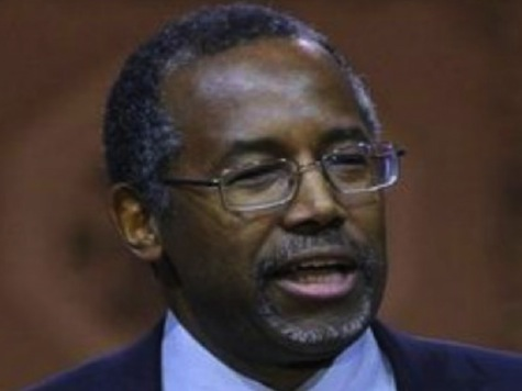 Ben Carson: Potential for Widespread Anarchy in America Within a Couple Years