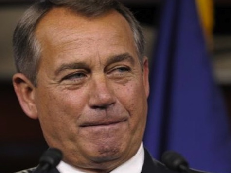 John Boehner: I Can 'Absolutely' Make Republicans Pass Immigration Reform