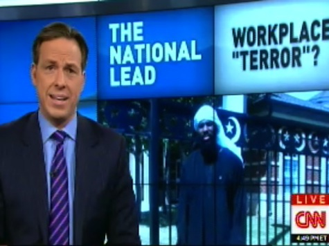Jake Tapper: Oklahoma Lone Wolf Clearly an Islamic Extremist