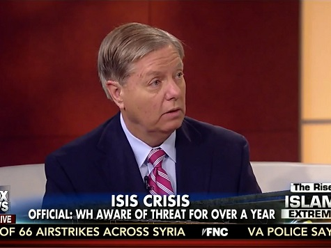 Graham Suggests Obama Just Not 'Paying Any Attention' with Missed ISIS Intel Claim