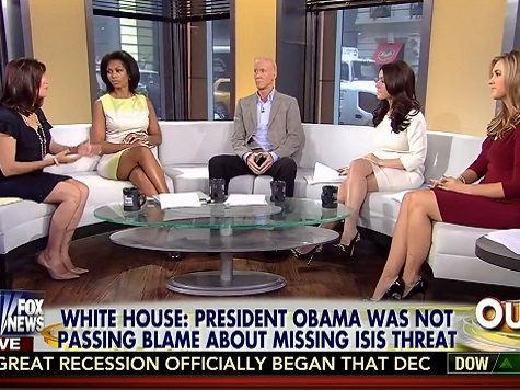 FNC's Outnumbered Slams Obama Over Breitbart GAI Report