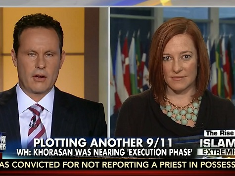 State Dept Spokeswoman Downplays Obama Missed Intel Briefings Report
