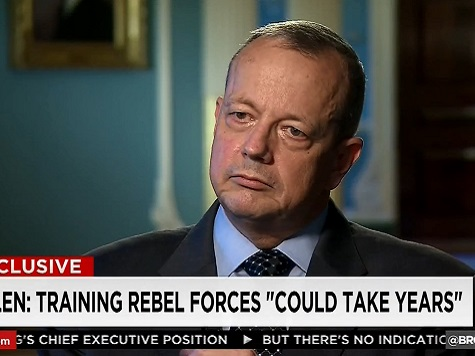 Gen Allen: Training Rebels to Fight ISIS 'Could Take Years'