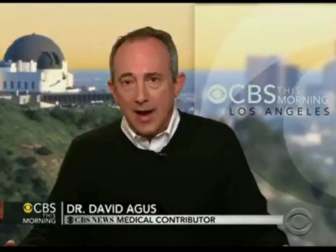 CBS Medical Correspondent: 'Climate Change' Linked to Ebola, Child Paralysis Virus