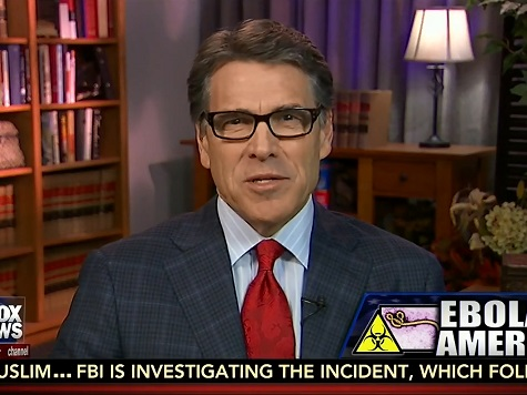 Perry on OK Beheading: 'Get Straight to the Point'