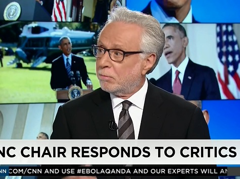 Wolf Blitzer: Why Isn't Obama Getting Credit for the Economy?