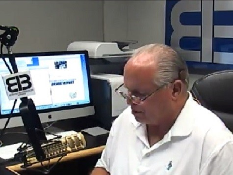 Rush Limbaugh: Ebola Downplayed by Dems Because It Threatens Amnesty