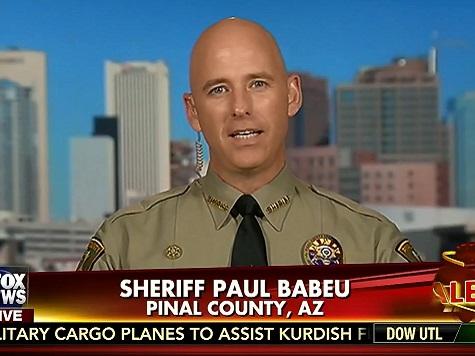 AZ Sheriff: 'Congress Needs to Stop This President' on Amnesty