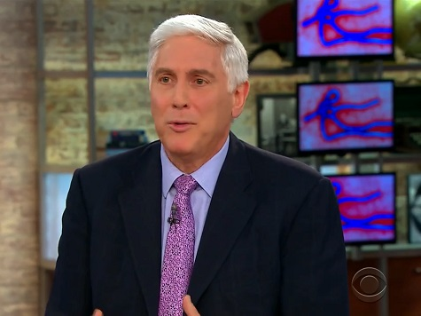 CBS Medical Correspondent on CDC's Ebola 'Uneven Response': 'We Should Be Concerned'