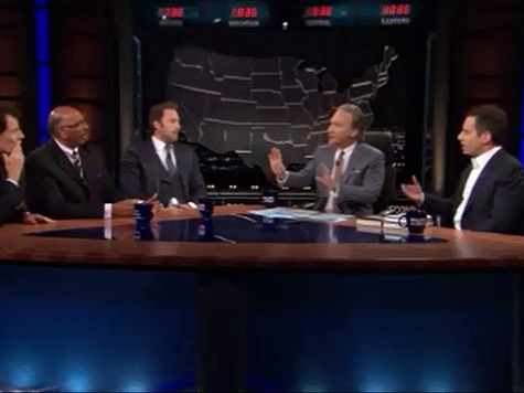 Maher, Sam Harris Battle Affleck, Kristof on Radical Islam
