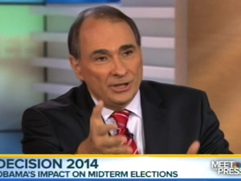Axelrod: Obama Made a Mistake Saying His Policies Are On The Ballot