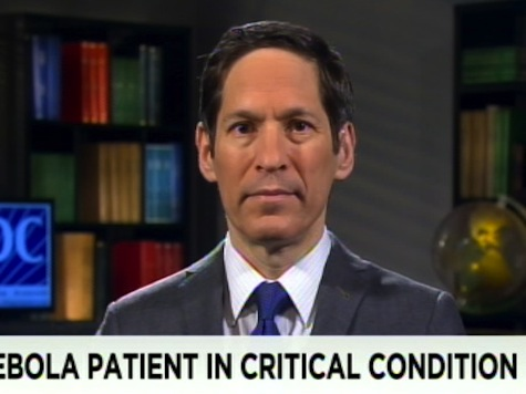 CDC Director: 'Hard to Keep Up' with Ebola Outbreak in Africa