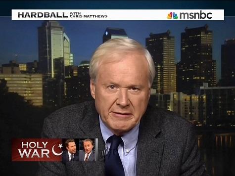 Matthews: Bill Maher Shouldn't Be 'Condemning a Religion'