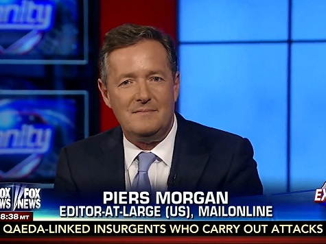 Piers Morgan: Obama 'A Big Disappointment'
