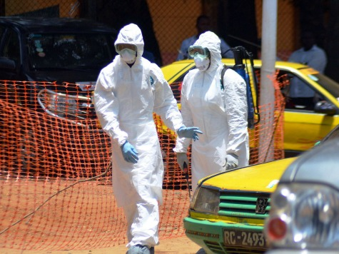 Dan Balz: Ebola Part of Notion That Things Beginning to 'Spin Out of Control'