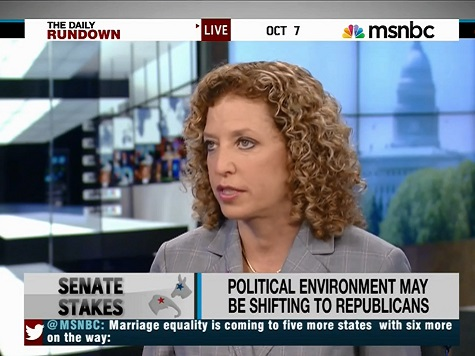 Wasserman-Schultz Refuses to Deny Mismanagement Allegations