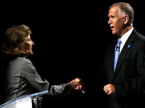 Watch: Livestream of NC Senatorial Debate