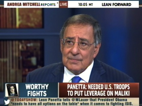 Panetta: Obama Has Given Up