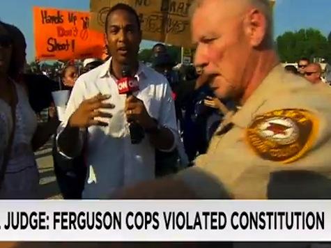 Judge: Ferguson Police Violated Constitution