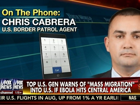 BP Agent: Nothing Done to Secure Border from Ebola, Apprehensions at 30%