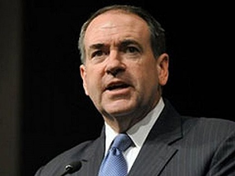 Huckabee: If GOP Supports Same-Sex Marriage 'I'm Gone'