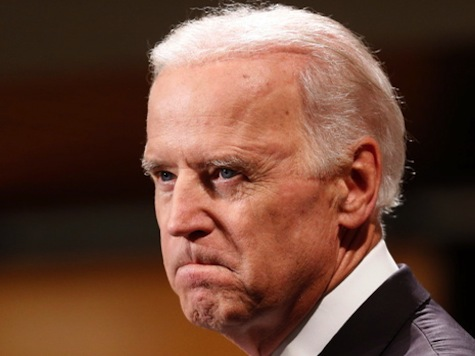 Biden After Almost Four Years of Obamanomics: Middle Class Still 'Hurting'