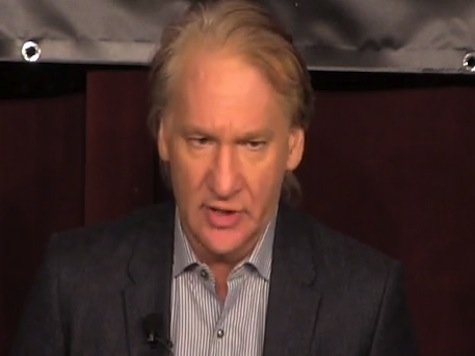 Maher Suggests Voters in 'Flip-a-District' District Had 'Joined the Confederacy'