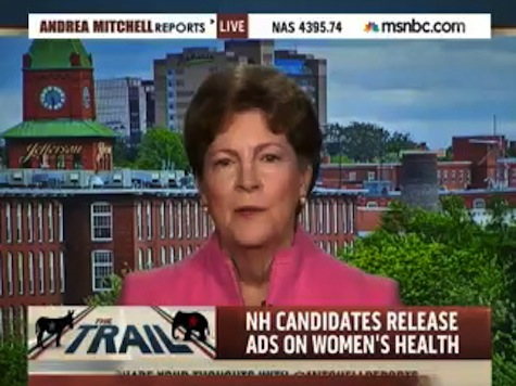 NH Dem Senator on Campaigning with Obama: 'I Expect Him to Be in Washington'