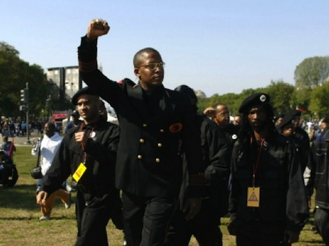 Malik Shabazz Calls for Black Rebellion Against Tyrannical America if Darren Wilson Not Charged