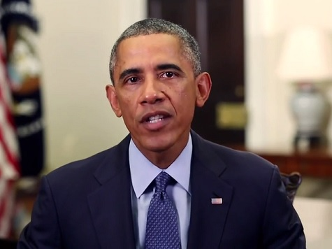 Obama Weekly Address: 'I've Done What I Can on My Own' on Minimum Wage