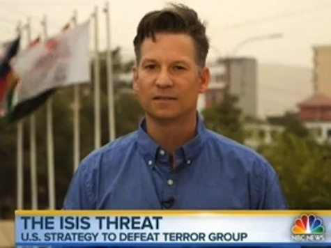 Richard Engel: ISIS Has Not Been Degraded at All