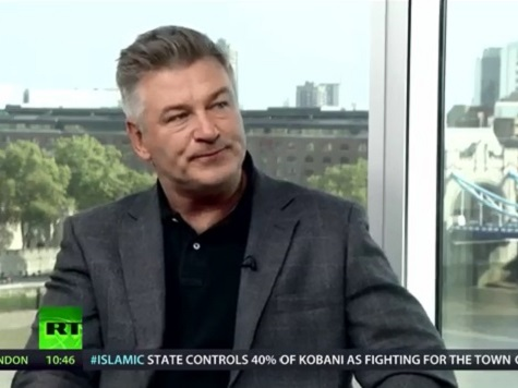 Alec Baldwin: America Only Elected Obama Because Country Is More Sexist Than Racist