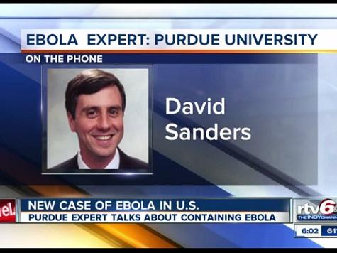Expert: Ebola 'Primed' to Go Airborne