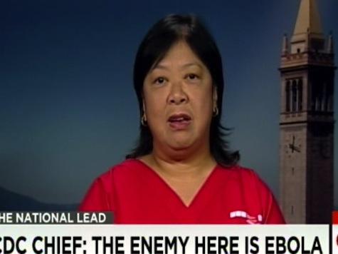 Nurses Union Head: US Ebola 'Disaster Waiting to Happen'