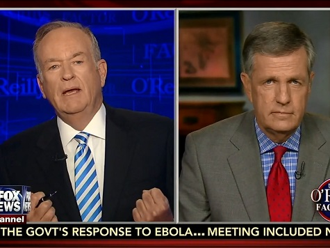 O'Reilly Calls on CDC Head to Resign: 'Have a Little Dignity'