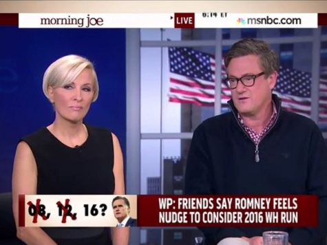 Scarborough: 'Off the Air Nobody Thinks Christie Can Win'