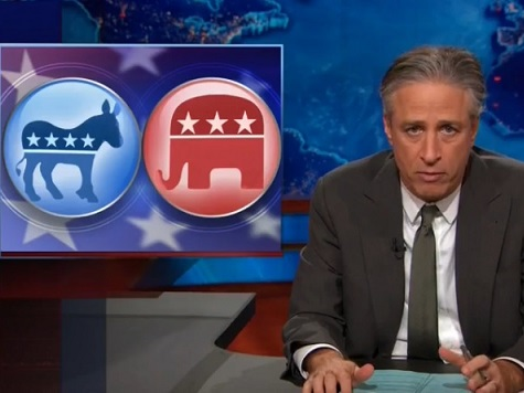 Jon Stewart Slams Dems for Fundraising Hypocrisy, Email Barrages