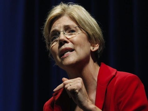 Elizabeth Warren: GOP Motto is 'I Got Mine, the Rest of You Are on Your Own'