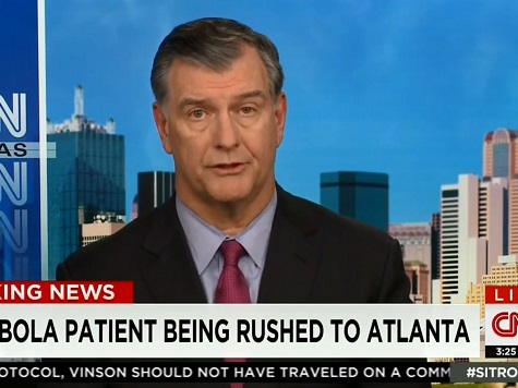 Dallas Mayor: Second Nurse with Ebola 'More Progressed' Than First