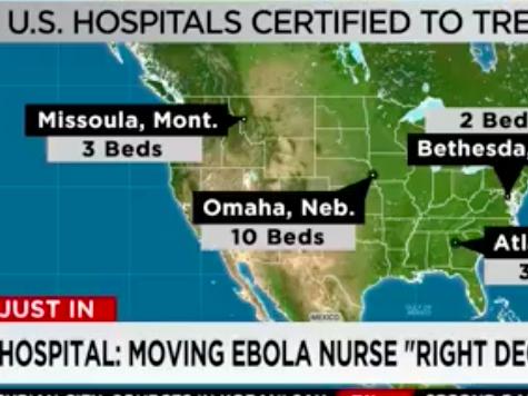 Ebola Scare: Hospital Beds at Texas Health Presbyterian Two-Thirds Empty