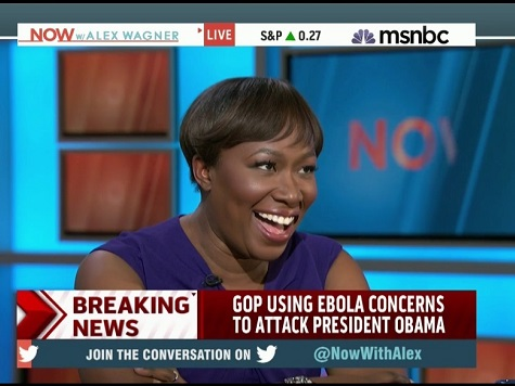 MSNBC: Backlash Aimed at Federal Gov't Over Ebola 'a Racial Stew'