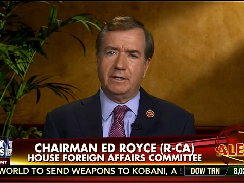 Foreign Affairs Chair: Ebola Nations Process Over 100 Visa Applications Daily