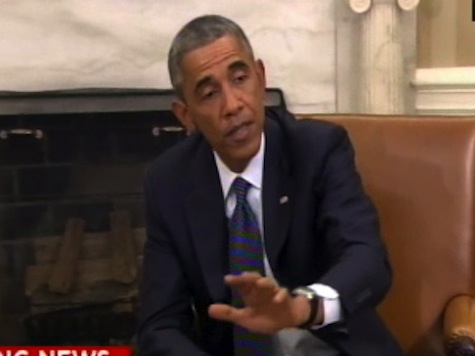 Obama: I Have No Philosophical Opposition to an Ebola Travel Ban